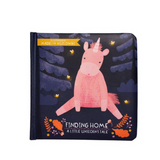 Libro Finding Home - Little Unicorns Manhattan Toys