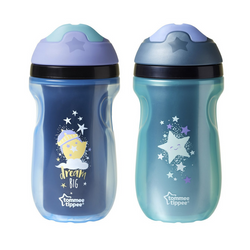 Vaso Entrenador Insulated Sipper x 2 Unidades Tommee Tippe - babycentro-com - Tommee Tippee