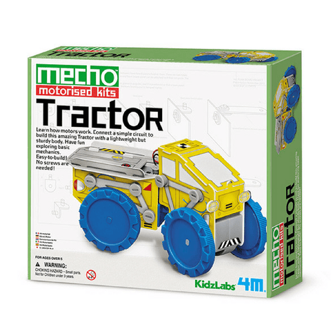 Mecho Motorised Kits – Tractor 4M