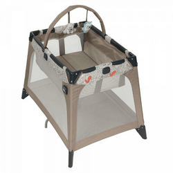 Corral Graco Pack And Play Nimble Nook Woodland Walk