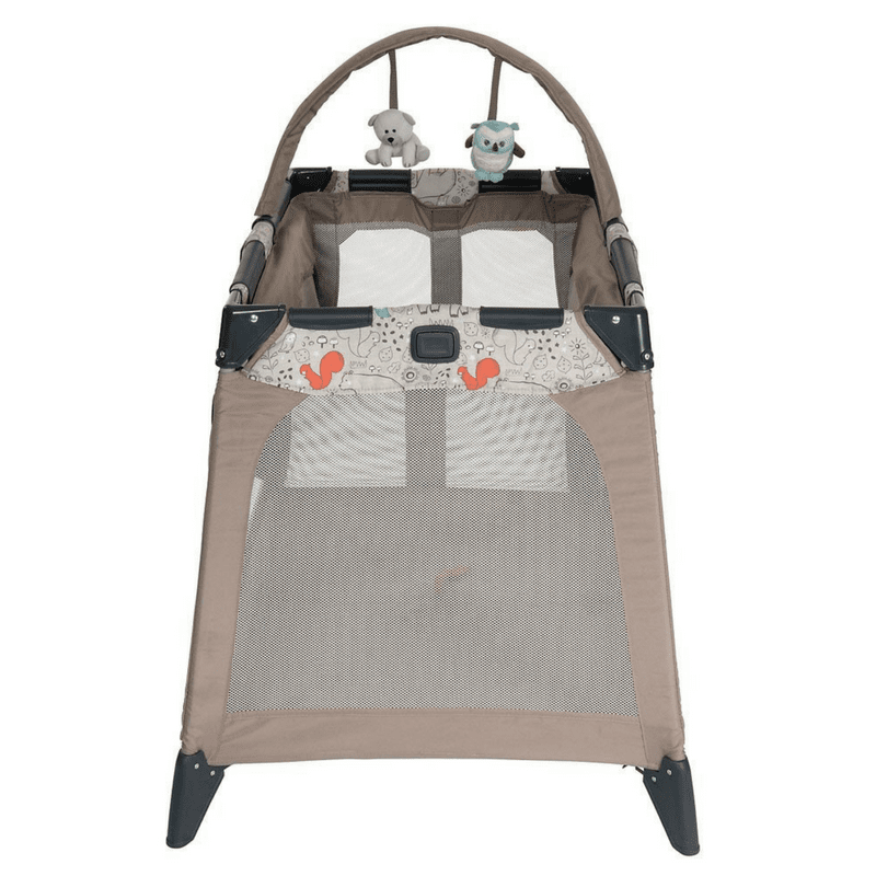 Corral Graco Pack And Play Nimble Nook Woodland Walk - babycentro-com - Graco