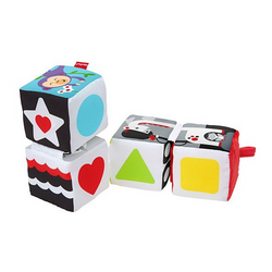 Bloques gira y mira de Fisher Price - babycentro-com - Fisher Price