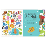 Libro My Awesome Animals