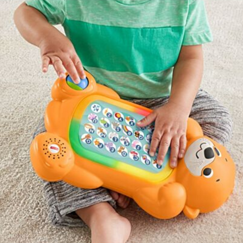 Nutria de Aprendizaje ABC Fisher Price