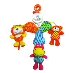 Movil Musical Zoo Little Me - babycentro-com - Little Me