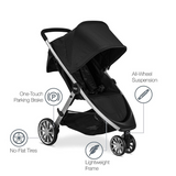 Coche Travel System B-Lively & B-Safe 35 Britax Raven