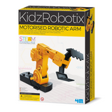 Experimento Motorised Robotic Arm 4M