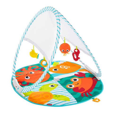 Gimnasio Fold and Go Fisher Price - babycentro-com - Fisher Price
