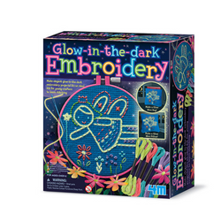 Bordado Glow in The Dark 4M - babycentro-com - 4M