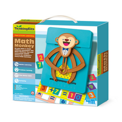 Math Monkey Thinkingkits 4M - babycentro-com - 4M