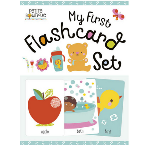 Set Mis Primeras Flash Cards - babycentro-com - Make Believe Ideas