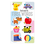 Libro Find and Fit -  First Words - babycentro-com - Make Believe Ideas