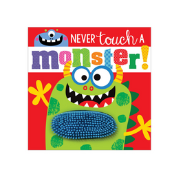Libro Never Touch a Monster - babycentro-com - Make Believe Ideas