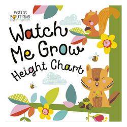 Libro y Tabla de Medición  Watch Me Grow - babycentro-com - Make Believe Ideas