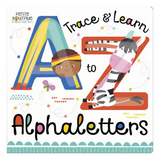Libro Trace & Learn Alphaletters