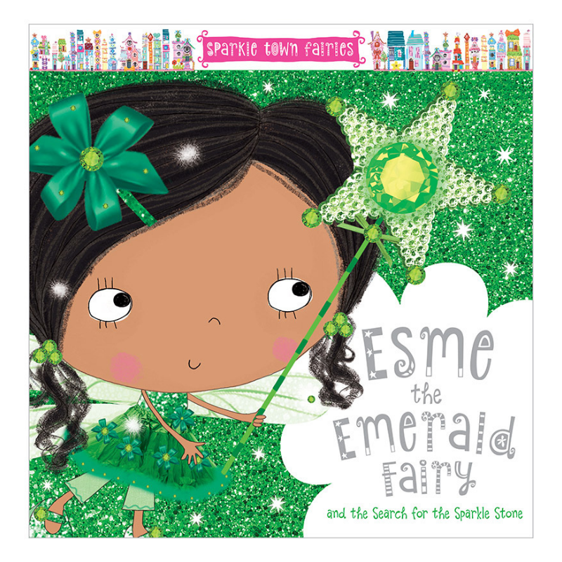 Libro Esme Emerald Fairy - babycentro-com - Make Believe Ideas