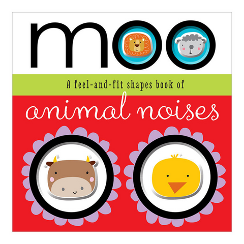 Libro A Feel And Fit Shapes Book of Animal Noises