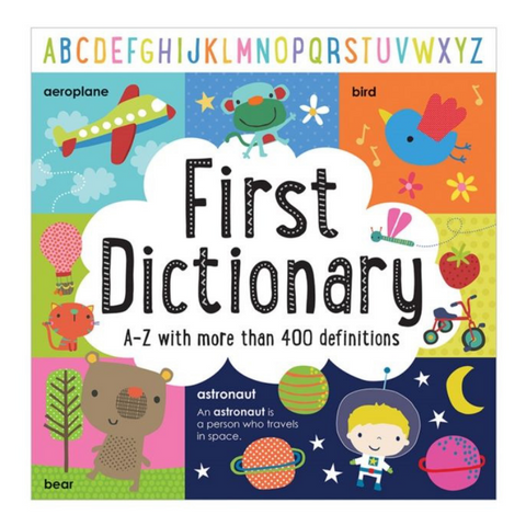 Libro First Dictionary