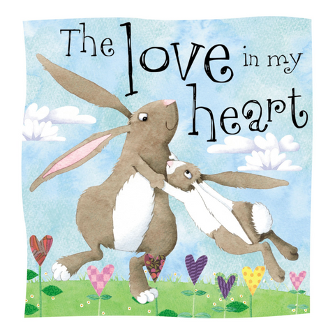 Libro The Love In My Heart - babycentro-com - Make Believe Ideas