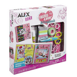 Scrapbook para Niña Friends 4 Ever Alex
