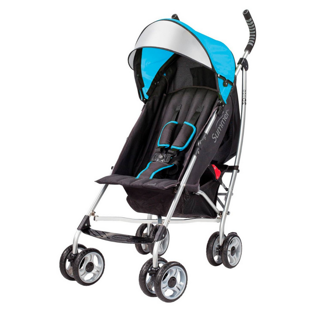Coche Paseador Azul Summer Infant