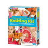Adorable Scraft Knitting Kit 4M