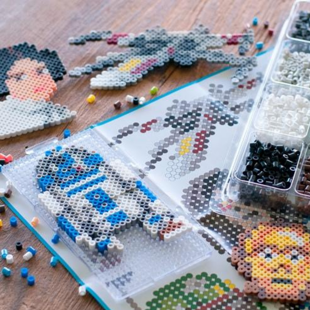 Kit Deluxe Star Wars 4500 Perlers