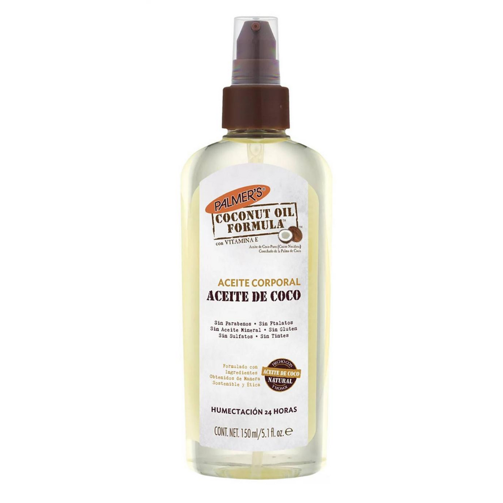 Aceite Humectante Coco 150ml Palmers