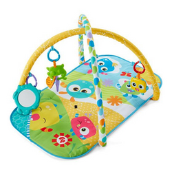 Gimnasio de Mini Monstruos Fisher Price