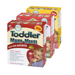 Combo Galletas Toddler Mum Mum - babycentro-com - Toddler Mum Mum