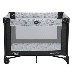 Corral Pack and Play Coleccion Carnival  Graco - babycentro-com - Graco