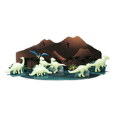 Dinosaurios Glow in the Dark 4M - babycentro-com - 4M