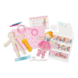 Doll Making Kit Bailarina 4M - babycentro-com - 4M