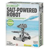 Experimento Salt Powered Robot Green Science 4M - babycentro-com - 4M
