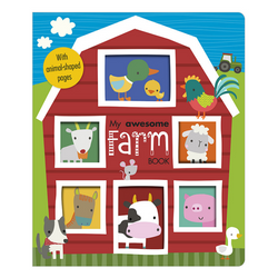 Libro My Awesome Farm Book - babycentro-com - Make Believe Ideas