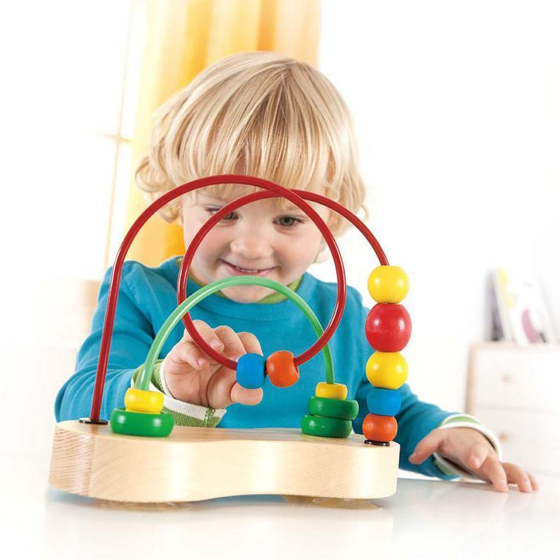 Laberinto Double Bubble Hape - babycentro-com - Hape