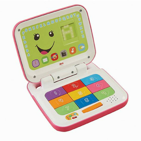 Laptop de Aprendizaje Fisher Price-Babycentro.com