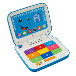 5013c61d612 Laptop de Aprendizaje Fisher Price-Babycentro.com