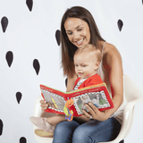 Libro - Album de Tela Look Who's Smiling-Babycentro.com
