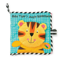Libro baby Tiger's Jungle Adventure-Babycentro.com