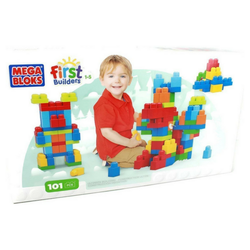 Mega Bloks 101 Unidades Fisher Price - babycentro-com - Fisher Price