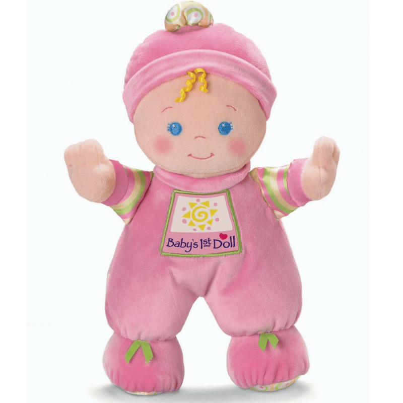 Mi Primera Muñeca Fisher Price - babycentro-com - Fisher Price