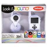 Monitor de Bebé Look and Sound Bebesit-Babycentro.com