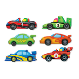 Mould & Paint Carros de Carreras 4M - babycentro-com - 4M