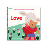 Libro First Book for Little Ones Love eeBoo