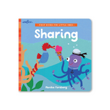 Libro First Book for Little Ones Sharing eeBoo