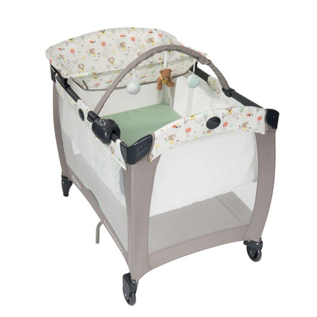 Cuna Corral Pack And Play Contour Electra Graco