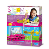 Experimento Weather Station STEAM 4M