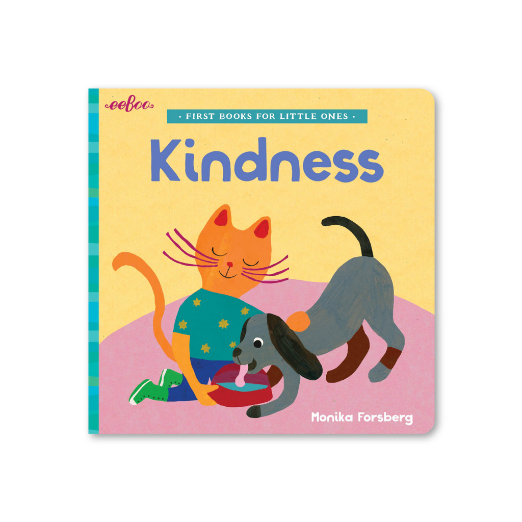 Libro First Book for Little Ones Kindness eeBoo