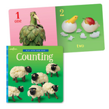 Libro Play With Your Food Counting eeBoo